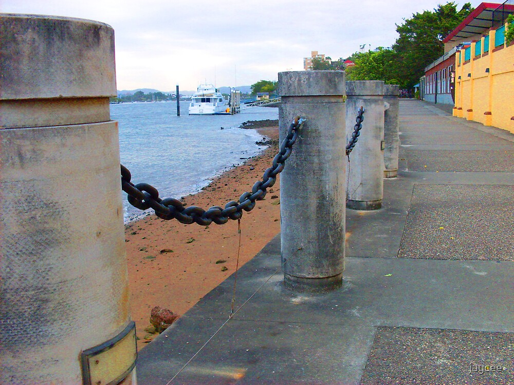 Brett's Wharf by jaycee