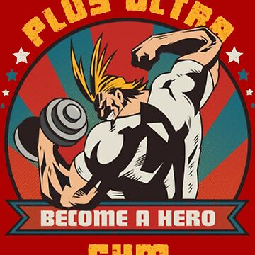 PLUS ULTRA by luciletodd