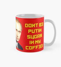 Nicht mit PUTIN Zucker in meinen Kaffee Tasse (Standard)