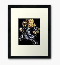 Nemesis: Resident Evil Framed Print