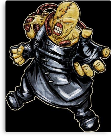Nemesis: Resident Evil by Patrick Scullin