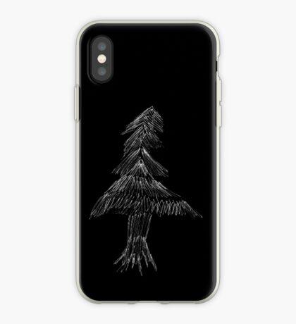 Scratch Tree iPhone Case