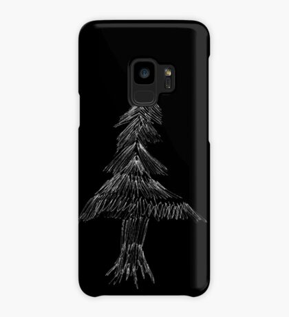 Scratch Tree Case/Skin for Samsung Galaxy