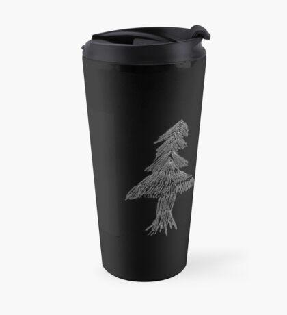 Scratch Tree Travel Mug