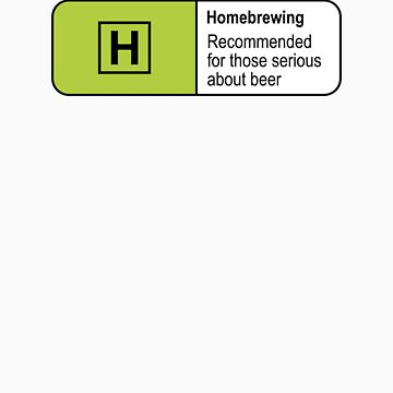 Homebrewing Classification by yeasties
