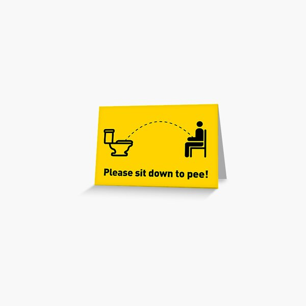 Funny Greeting Card Adult Cards Please Don/'t Procreate Card