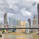 Story Bridge Panorama by Keith G. Hawley