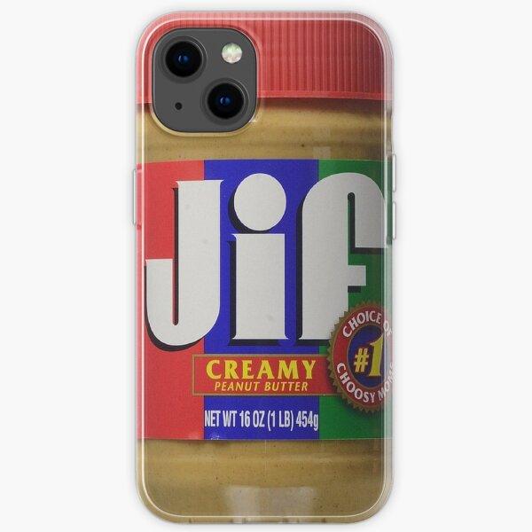 JIF iPhone Soft Case