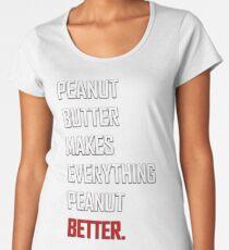 JIF QUOTE Women's Premium T-Shirt