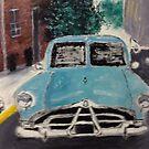 1951 Hudson Hornet by zfollweiler