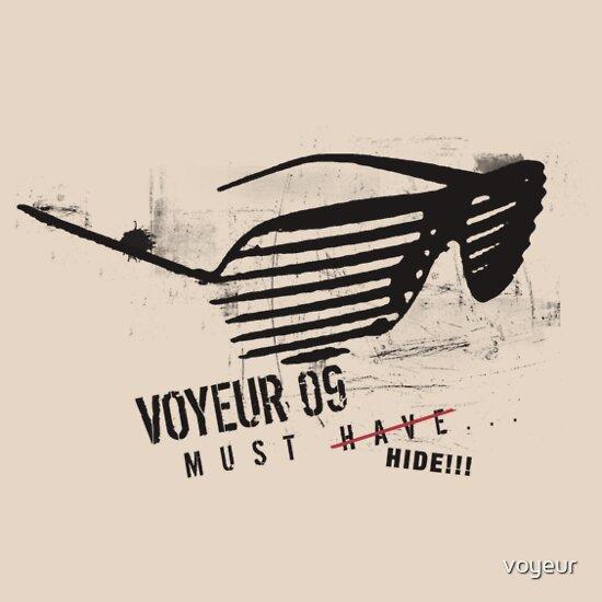 TShirtGifter presents: Voyeur 09 - MUST HAVE!