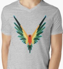 Be A Maverick- Logan Paul Men's V-Neck T-Shirt