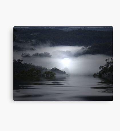 """""""Mystic Morn"""" Canvas Print"""