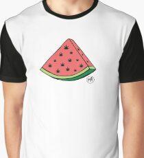 Weedmelon Graphic T-Shirt