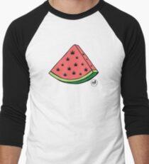 Weedmelon Men's Baseball ¾ T-Shirt