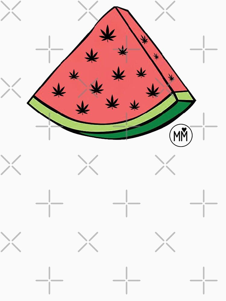 Weedmelon by kushcommon