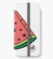 Weedmelon iPhone Wallet/Case/Skin