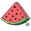 Weedmelon by KUSH COMMON