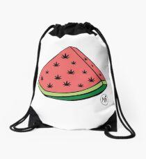 Weedmelon Drawstring Bag