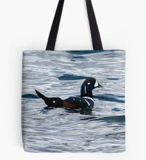Beautiful Harlequin Tote Bag