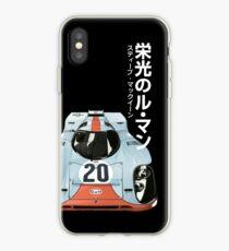 Vinilo o funda para iPhone Porsche 917K Le Mans 1970 Japanese