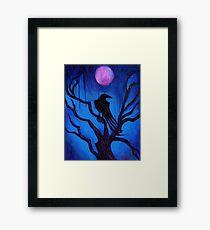 The Raven Nevermore Framed Print