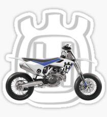 Husky Husqvarna Supermoto - Bike Only Sticker