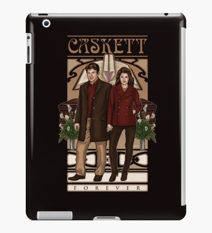 Caskett iPad Case/Skin