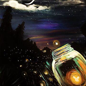 Firefly Sky by Adamzworld