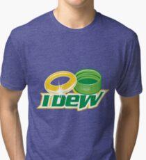 iDew Tri-blend T-Shirt