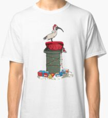 Beach Xmas Bin Chicken Classic T-Shirt