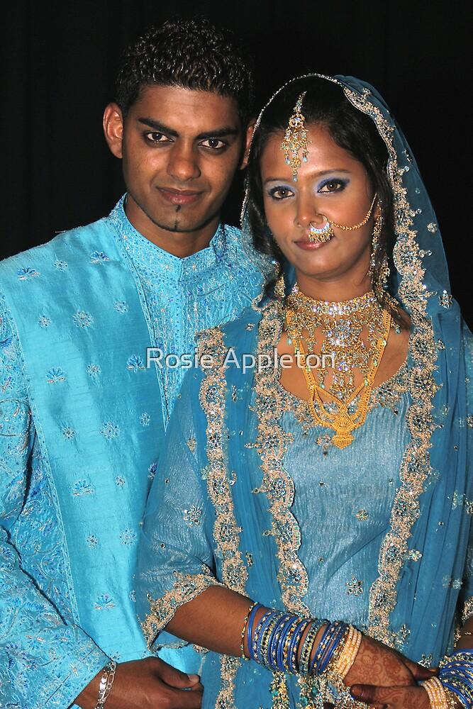 Arsha & Shuaib ♥ 28th December 2007 by Rosie Appleton