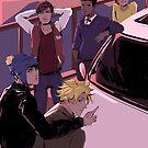 Craig and those guys... by aegisdea