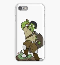 Orc Dork iPhone Case/Skin