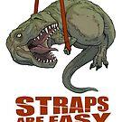 Straps Rex by Herman Lau