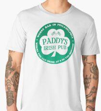 Paddy's pub The Best Place To Hangout Men's Premium T-Shirt