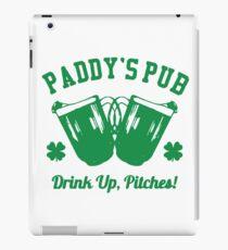 Paddy's Pub Teig Sie trinken iPad-Hülle & Skin