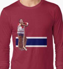 Ken Dryden - The Pose (red) T-Shirt