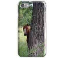 Bashful iPhone Case/Skin