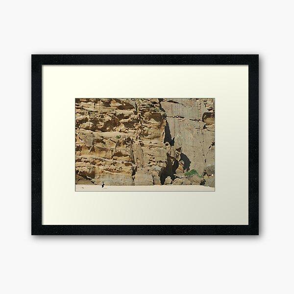 Redhead Beach, NSW. Framed Art Print