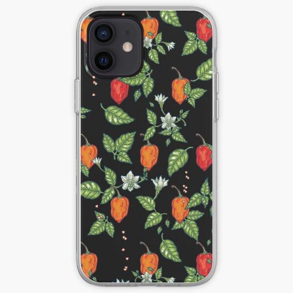 naughty habanero iPhone Soft Case