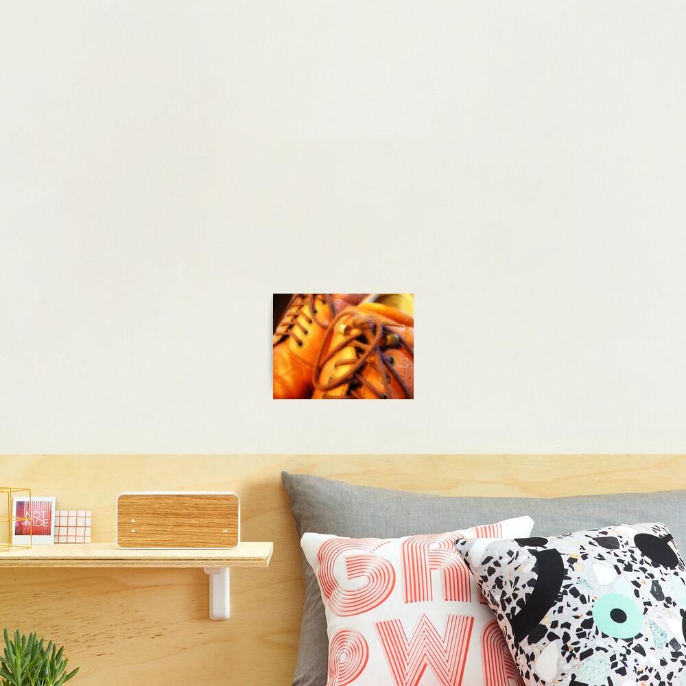 Comfortable Photographic Print