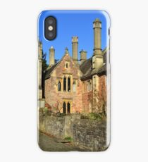 Vicar's Close in Wells iPhone Case/Skin