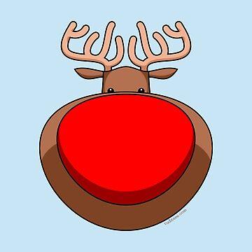 Rudolph by tudi
