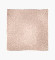 Luxe Rose Gold Glitter Tuch