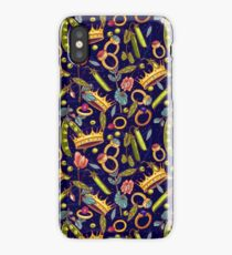 Princess and the Pea. iPhone Case