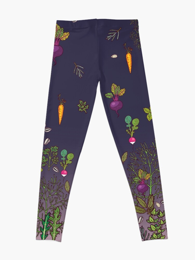 Alternate view of Gardener's dream Leggings
