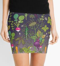 Gardener's dream Mini Skirt