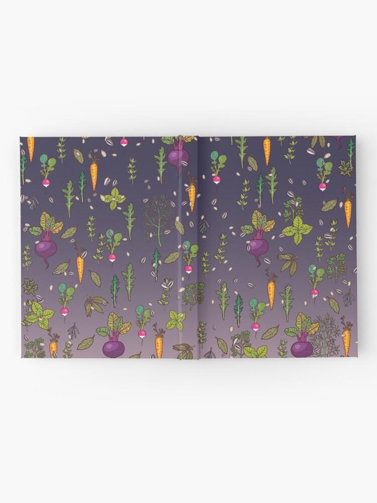 Alternative Ansicht von Gärtnertraum Notizbuch