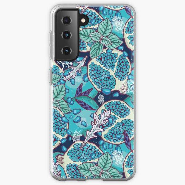 Frozen wonderland Samsung Galaxy Soft Case